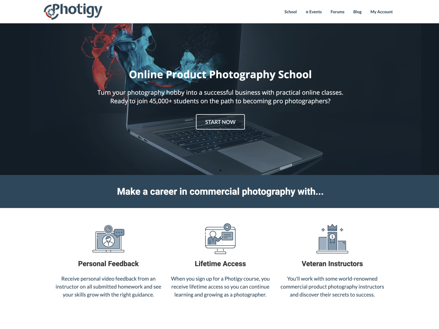 Product Photography online school Photigy